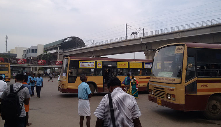 tamil bus