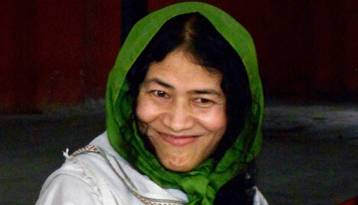 Manipur Iron Woman Irom Chanu Sharmila birthday today!
