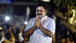 Dinakaran started a new party