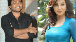 Actors Bobby Simha and parvathy nair in a web series