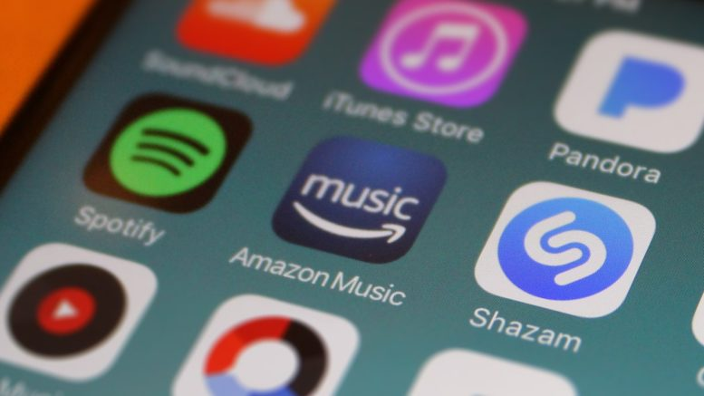 Amazon launches music streaming service in India