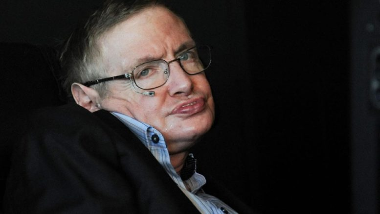 Greatest Scientist and Physics Stephen Hawking Passed Away