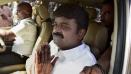 Tamil Nadu Health Minister Vijaya Bhaskar told a female journalist that she is Beautiful