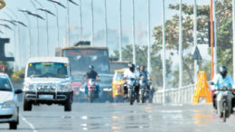 Mercury touches 40 degree celsius in central Tamilnadu