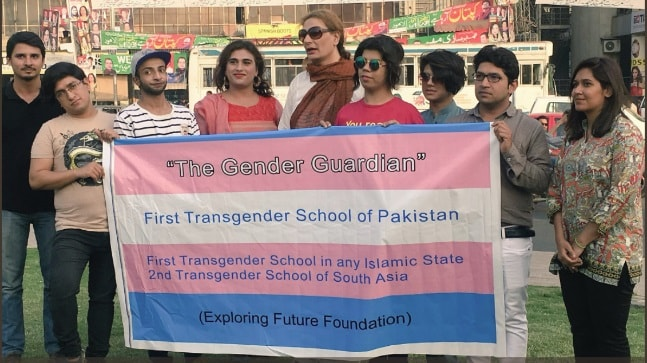 Pakistan gets it's first transgender school
