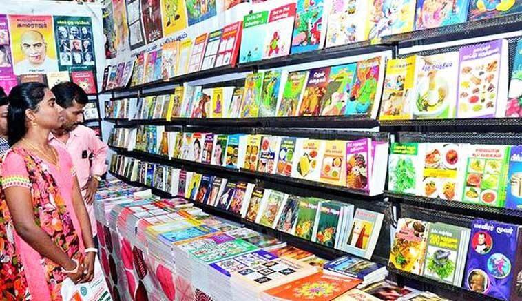 Book exhibition, festival in tamilnadu