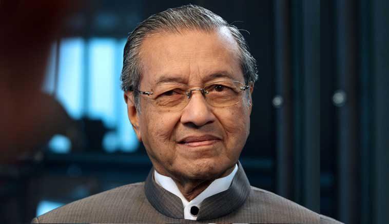 Malaysia Prime Minister - Mahathir Bin Mohamad