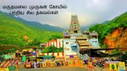 Some information about the Marudhamalai Murugan Temple