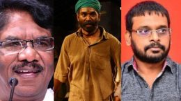 Director Bharathiraja and Raju Murugan who praised the Asuran movie!