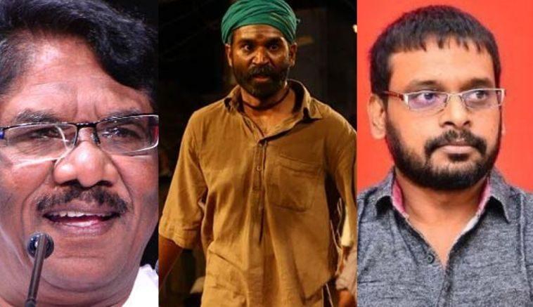 Director Bharathiraja and Raju Murugan who praised the Asuran movie!
