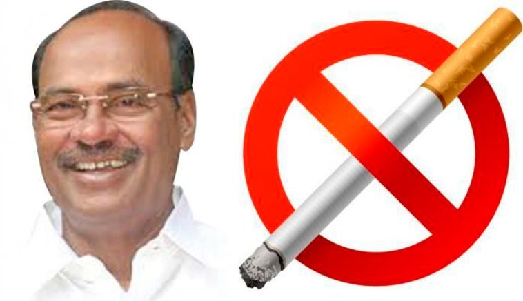Government should enforce law to ban smoking in public places - Dr. Ramadas