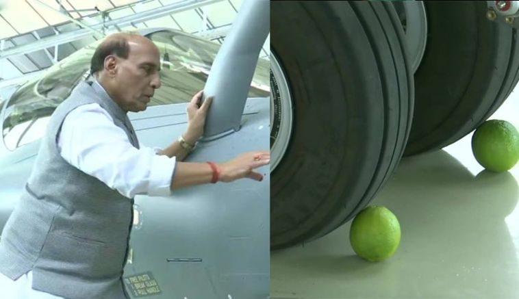 Lemon underneath the Aircraft wheels! Trolled by Netizens