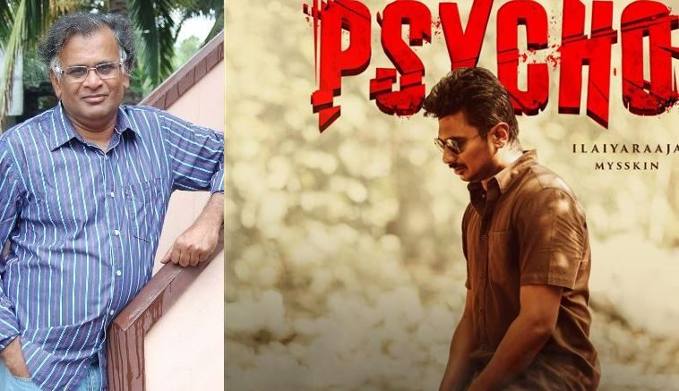 Writer Jayamohan's reply for those saying no logic in the movie Psycho